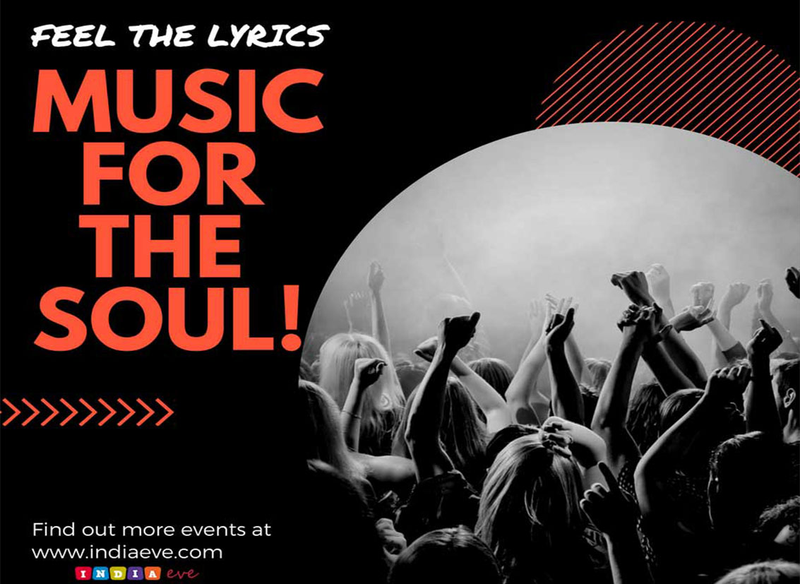 Music is the voice of soul!!
