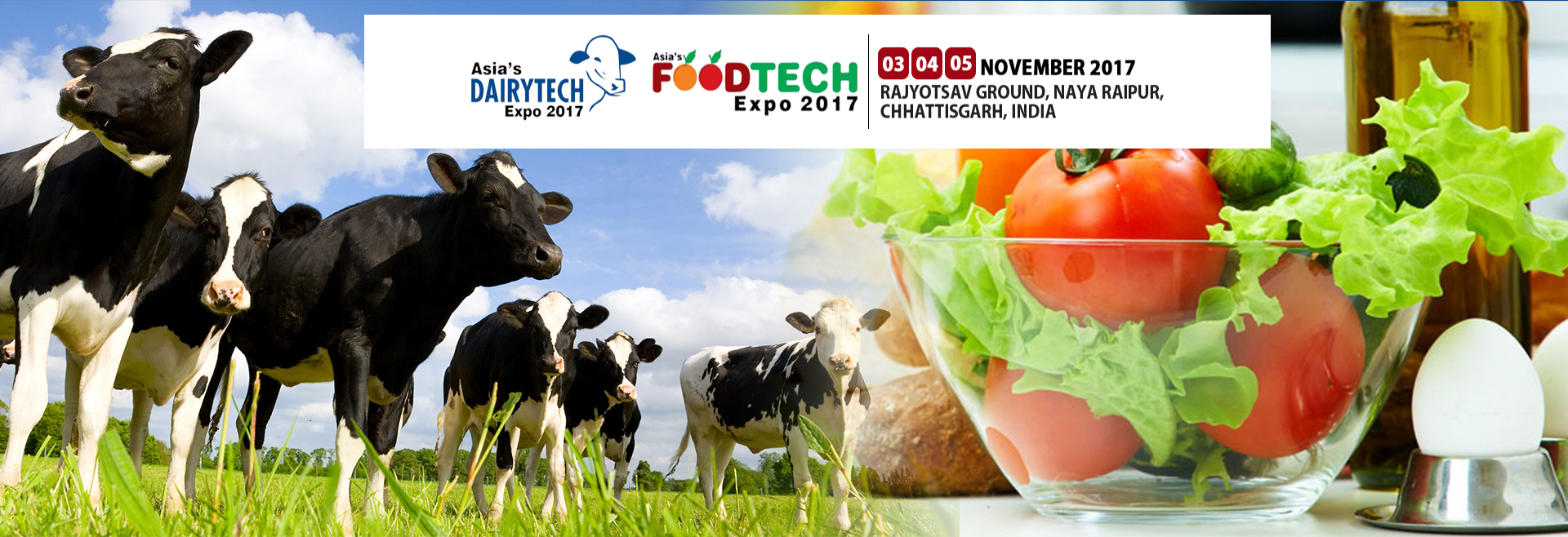 Asia's Dairy & Food Tech expo 2017