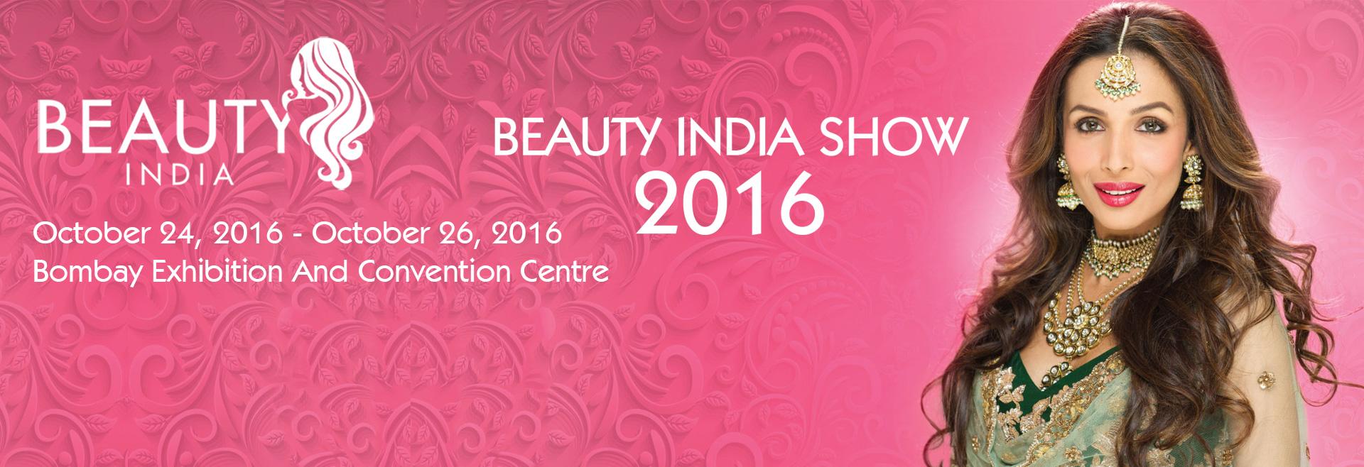 Beauty India Show 2016