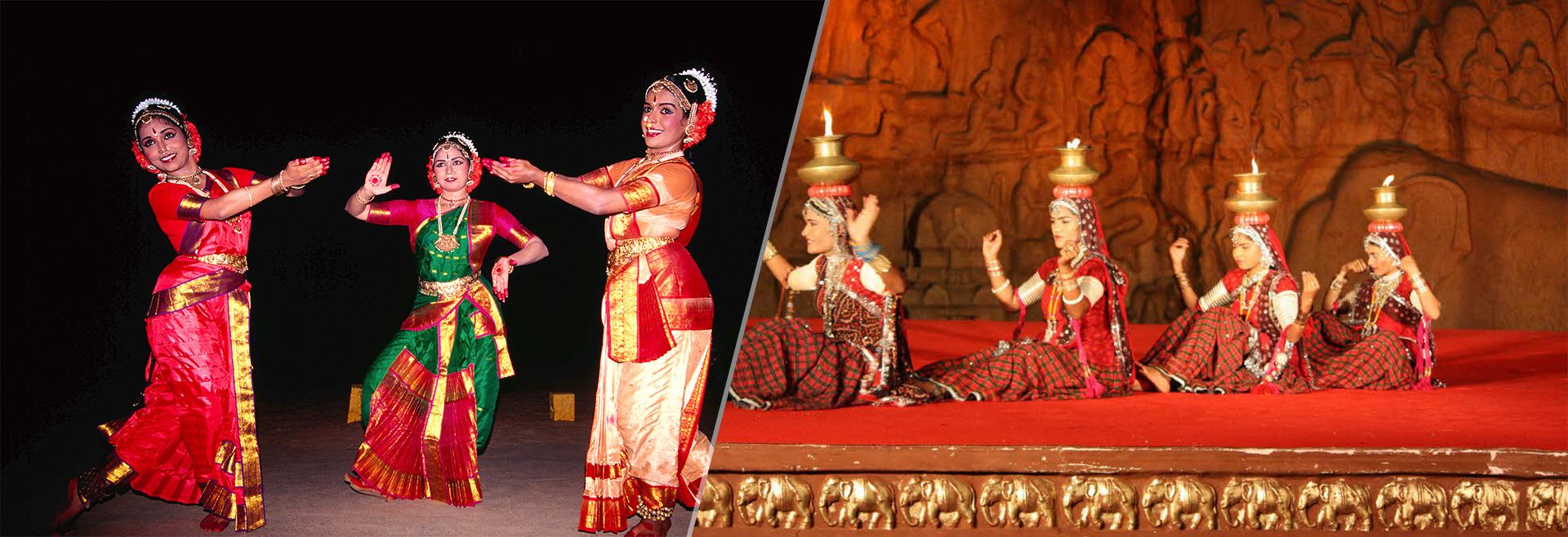 Mamallapuram Dance Festival 2017