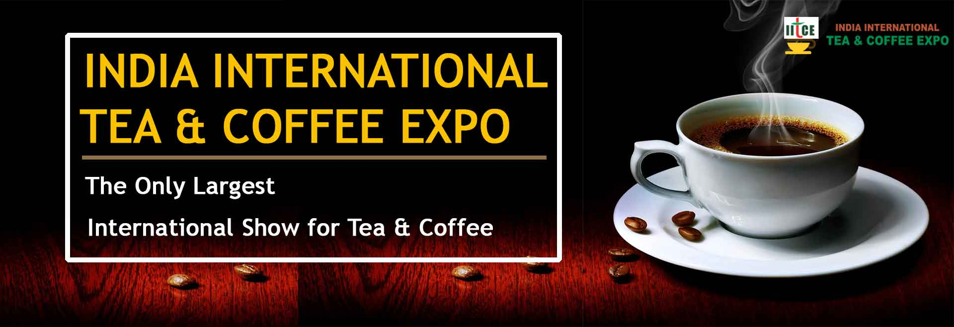 India International Tea and Coffee Expo