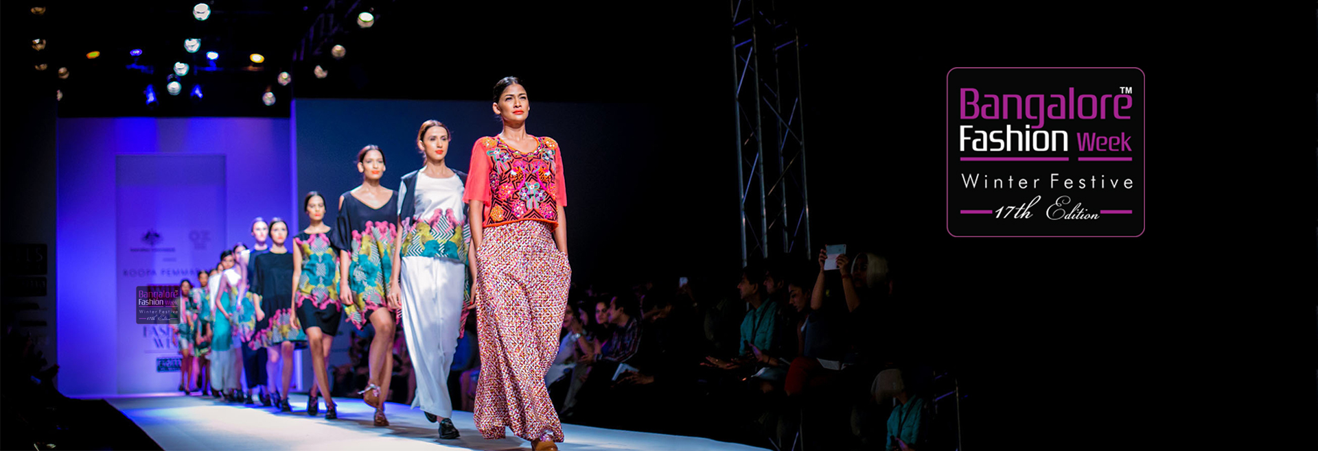 Bangalore Fashion Week 2017