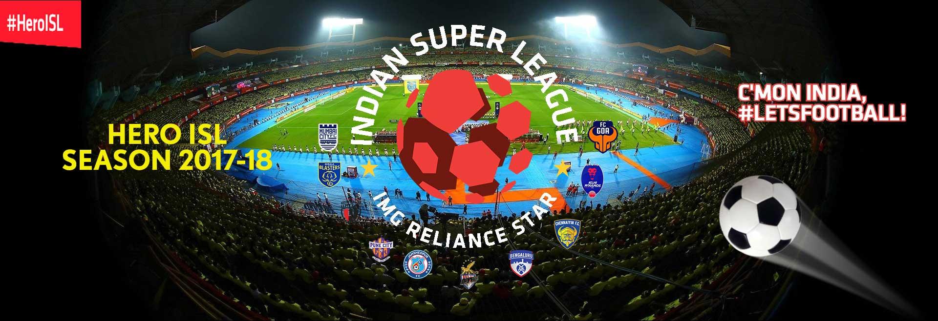 Hero ISL 2017–18
