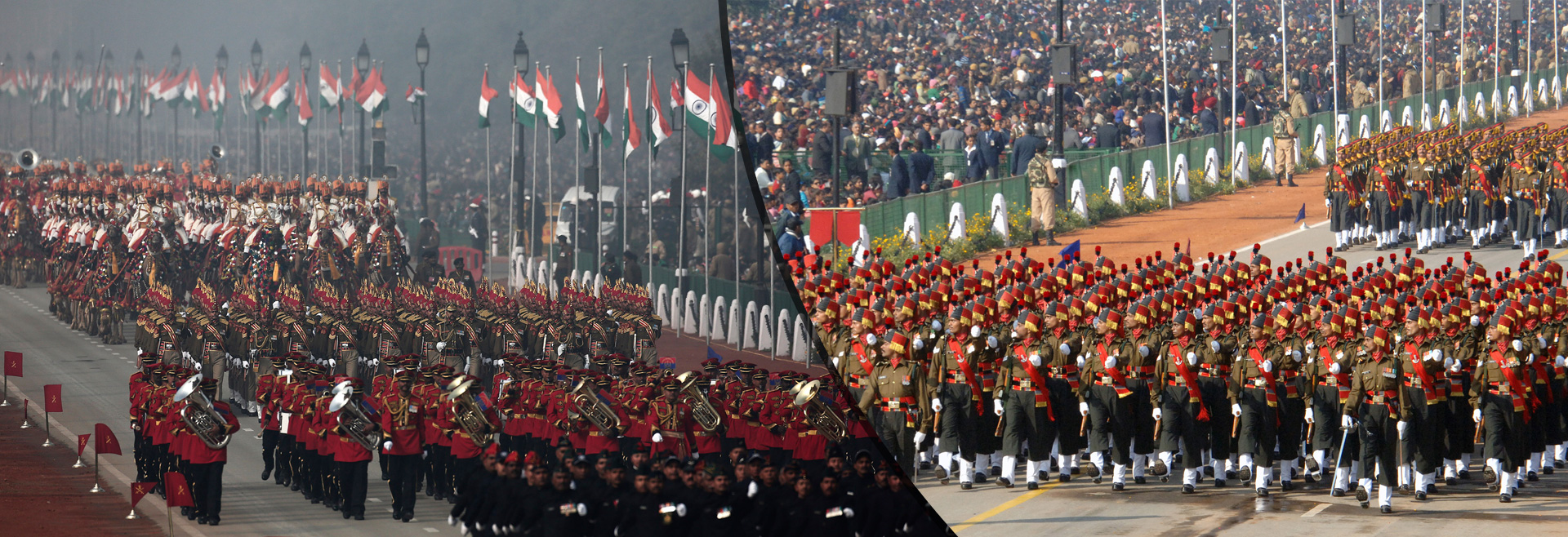 Republic Day Parade 2017