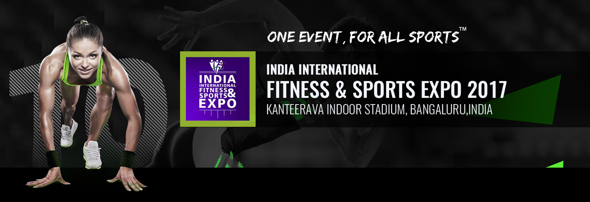 India International Fitness & Sports Expo 2017