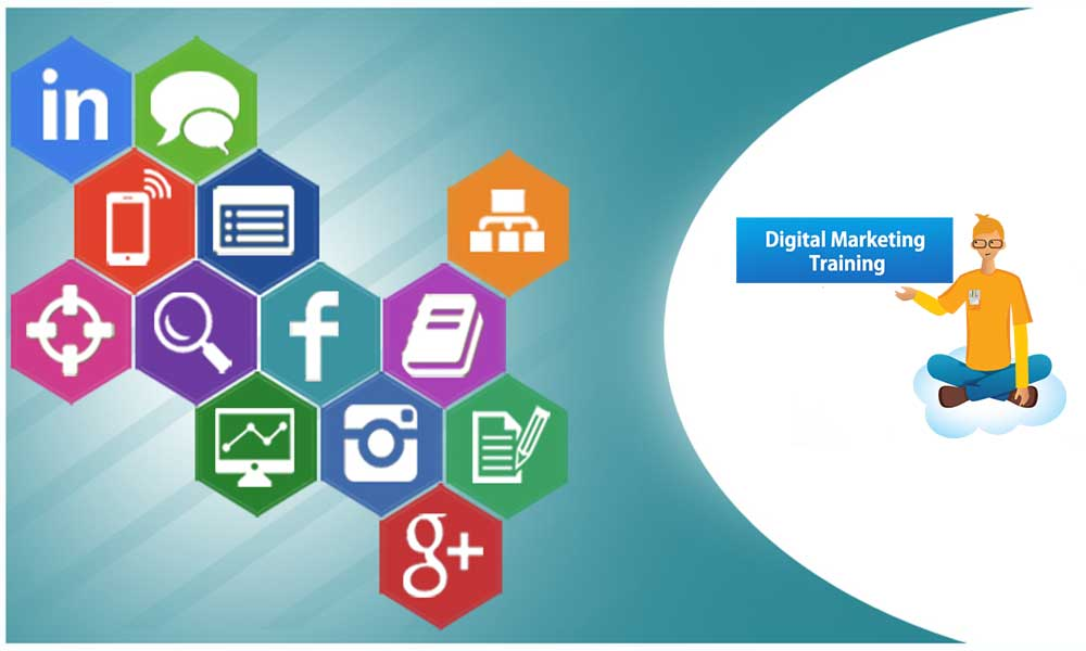 Digital Marketing Training with Guaranteed Placement