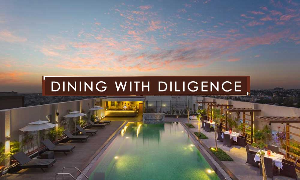 Dining With Diligence