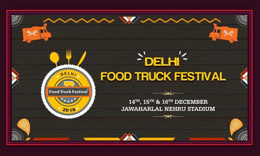 Delhi Food Truck Festival Season 3