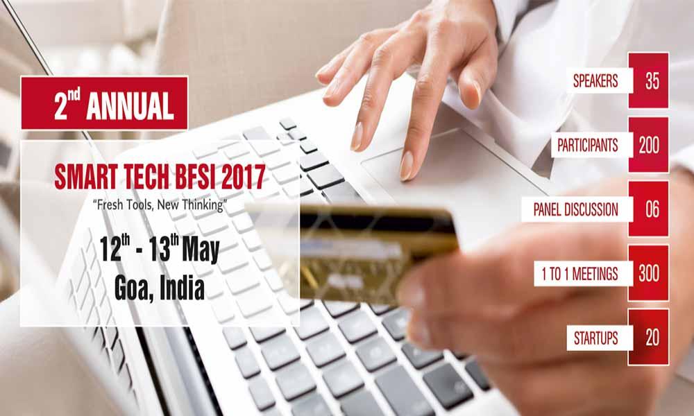 2nd Annual Smart Tech BFSI 2017