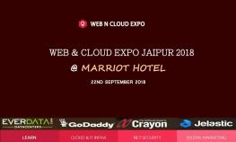 web-cloud-expo-jaipur-2018
