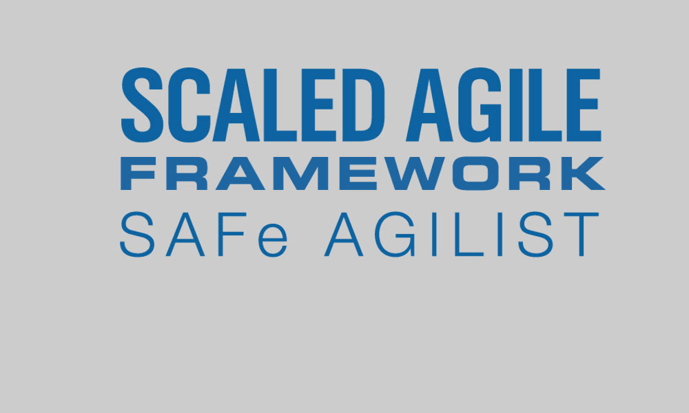 Scaled Agile Framework Certification Trainingeducation Events In