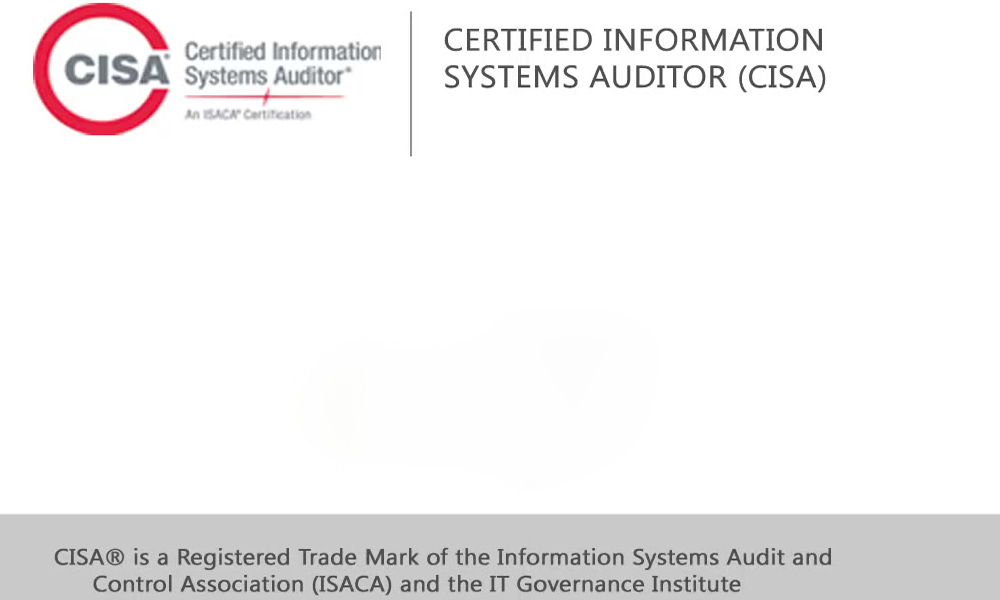 Cisa Certification Training In Chennaieducation Events In Chennai