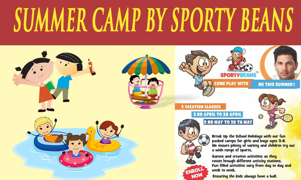 Summer Camp By Sporty Beans