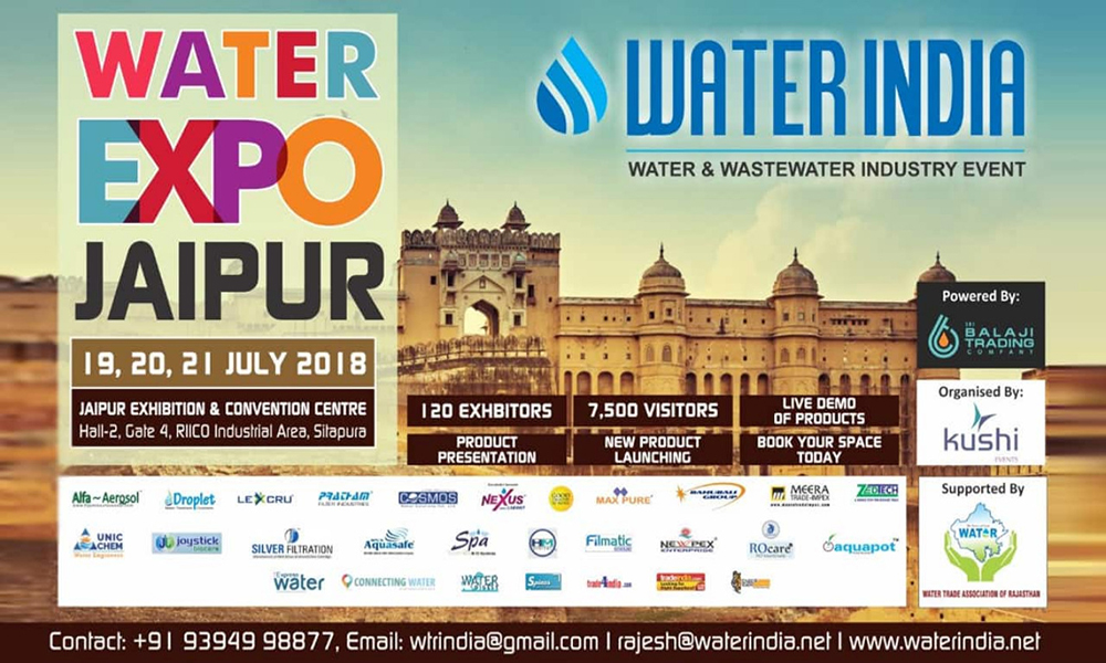 Water Expo Jaipur 2018