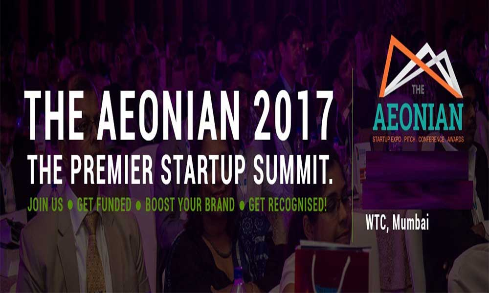 The Aeonian 2017:StartUp Expo-Pitch-Conf-Awards