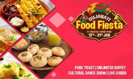 Gujarati Food Fiesta at Imagica