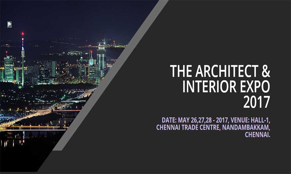 The Architect & Interior Expo 2017