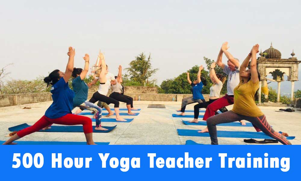 500 Hour Yoga Teacher Training