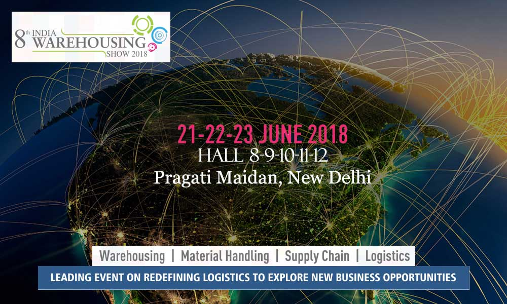 India Warehousing Show 2018-New Delhi