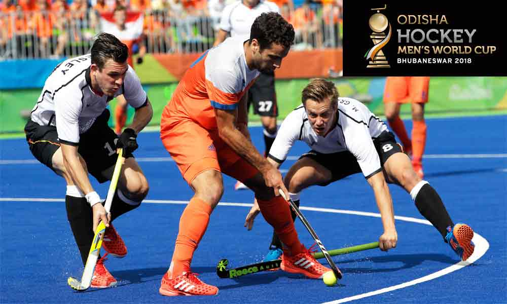 Odisha Hockey Men's World Cup Bhubaneswar 2018