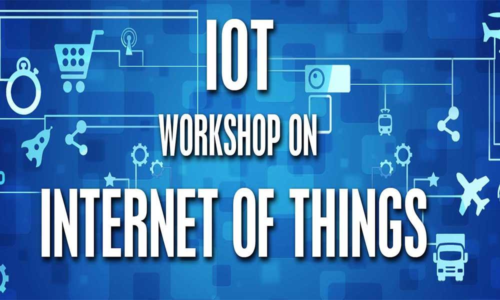 International workshop on internet of things IWIOT'17