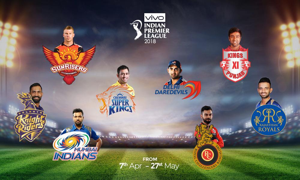 Indian Premier League-2018