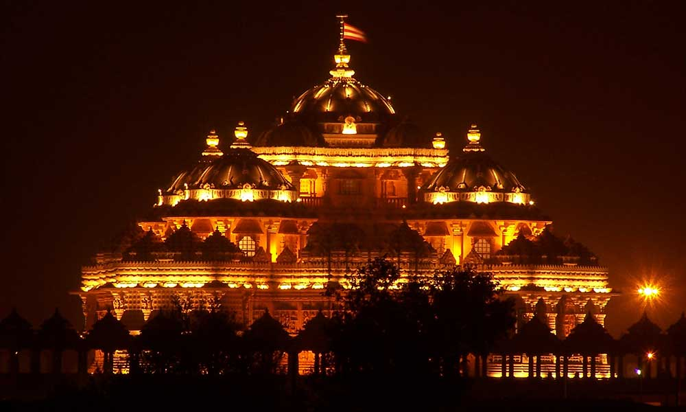 Akshardham Temple Special Shows
