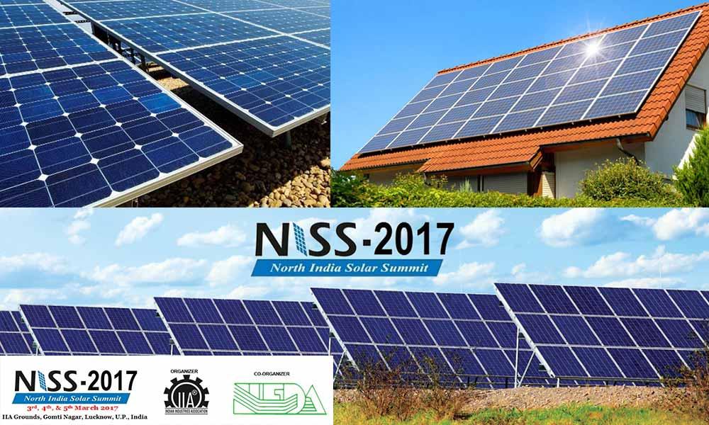 NISS-North India Solar Summit 2017