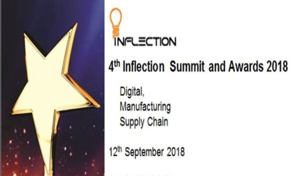 Inflection Summit Award 2018