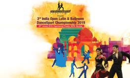 3rd India Open Latin Ballroom Dance