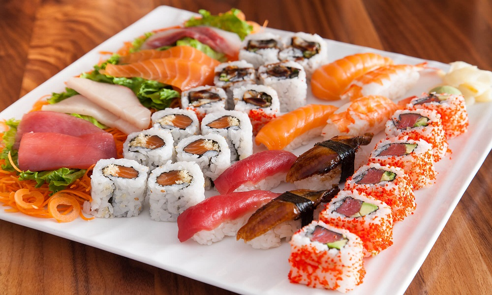 Sushi Night @ District 7