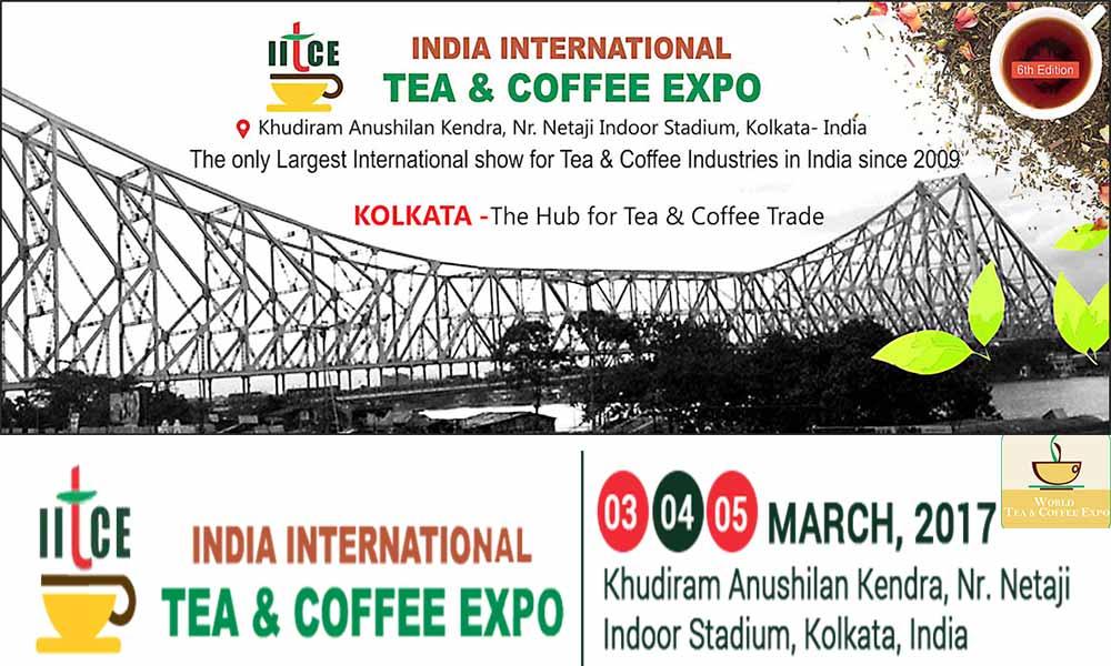 IITCE-India International Tea & Coffee Expo 2017