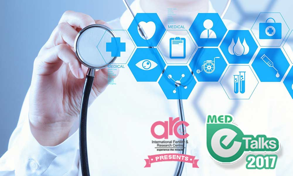 Med E Talks 2017 Coming to Chennai-Mantras For Future HealthCare Industry