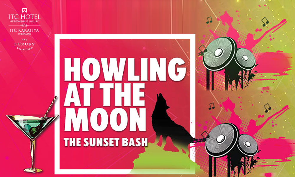 Howling at the Moon-The Sunset Bash