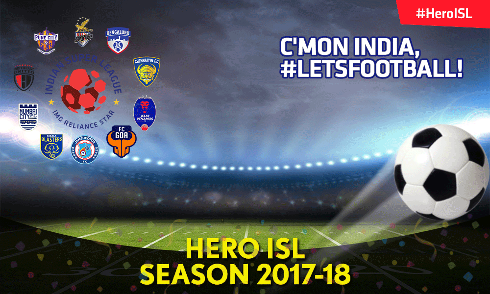 Hero Indian Super League 2017–18