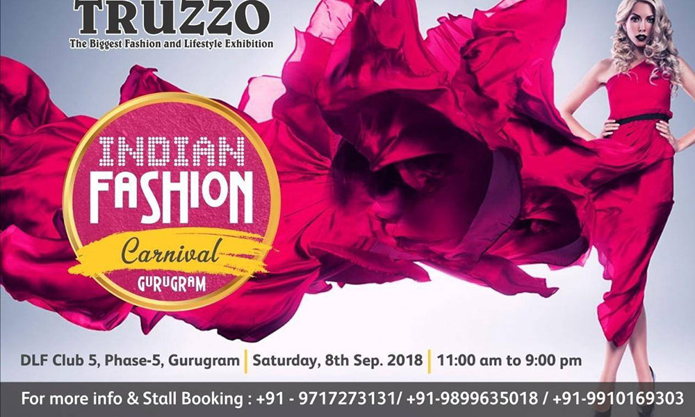 Indian Fashion Carnival – TRUZZO