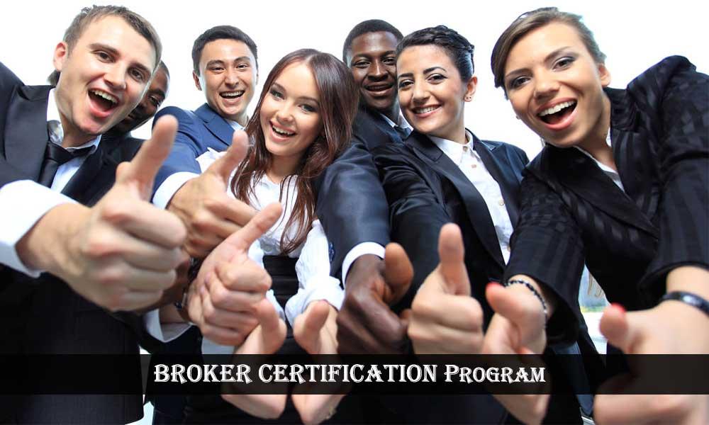 Broker Certification Program