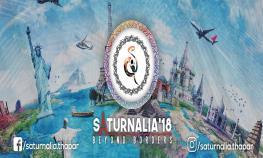 Saturnalia'18-techno-cultural-fest