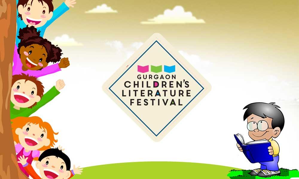 Gurgaon Children's Literature Festival 2018