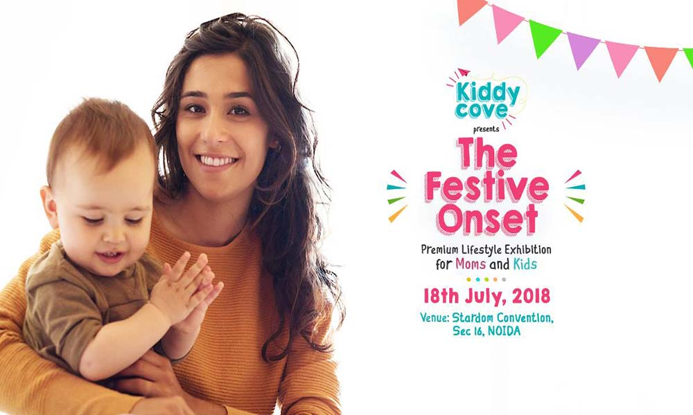 Lifestyle Exhibition for Moms and Kids