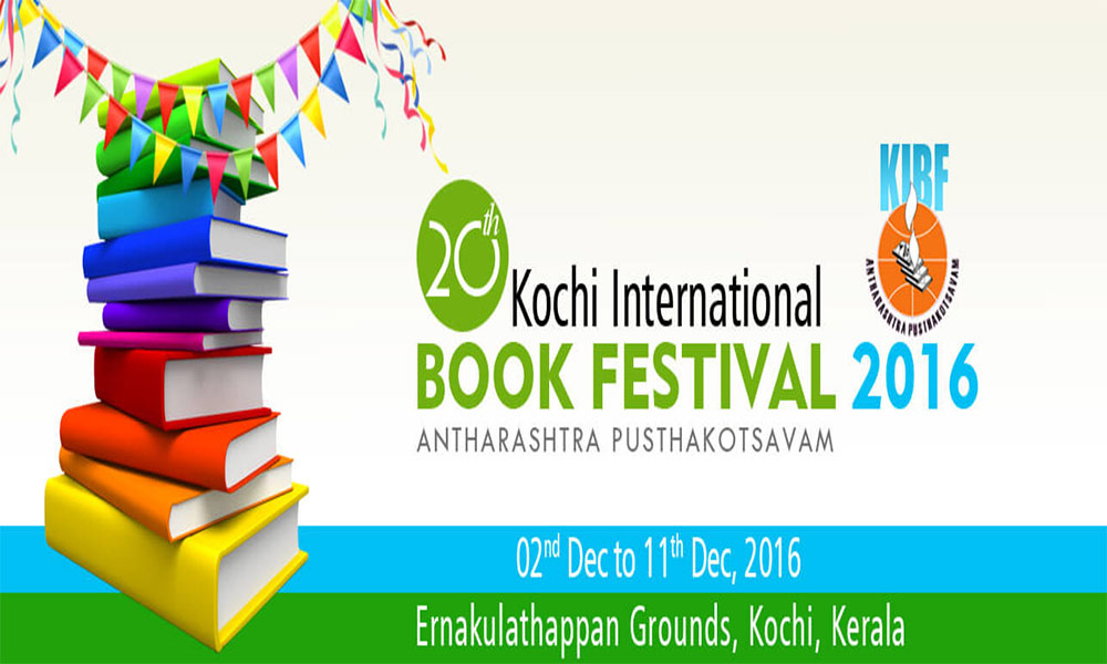 Kochi International Book Festival 2016