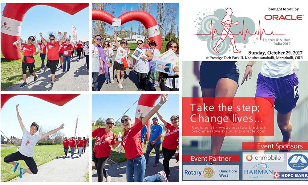Oracle Heartwalk & Run