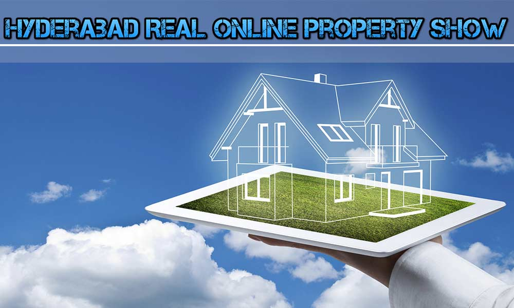 Hyderabad Real Online Property Show