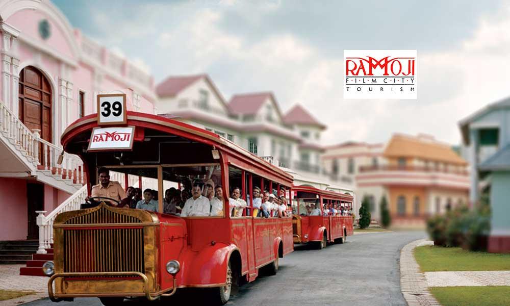 Ramoji Film City-General Day Tour