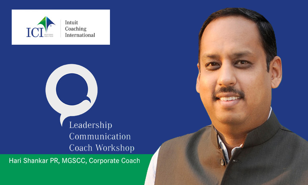 Leadership Communication Coach Workshop