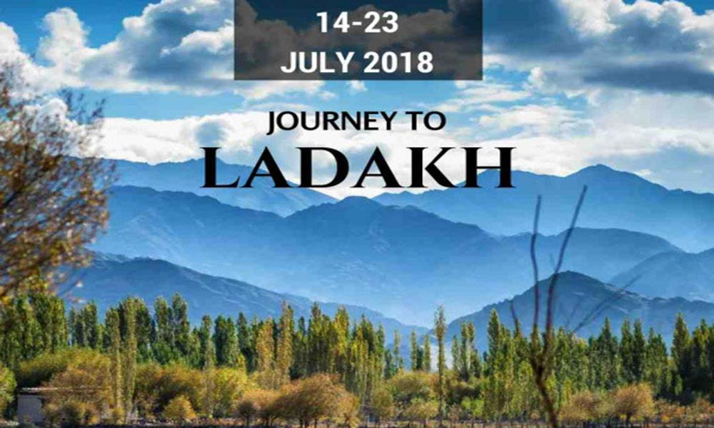 The Blueberry Trails- Journey to Ladakh