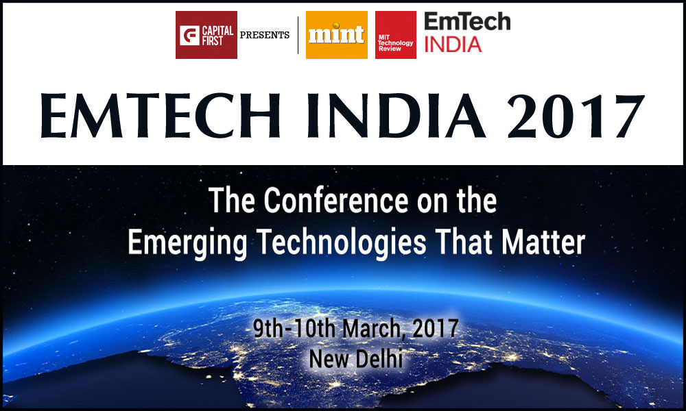 Mint Emtech India 2017