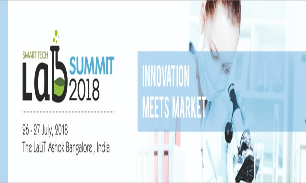 Laboratory Conference in India 2018 - Smart Tech Lab Summit