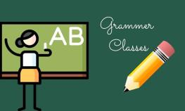 Grammer Classes