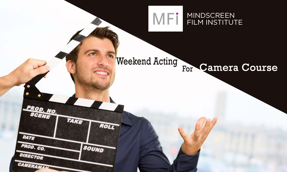 Weekend Acting For Camera Course 12 Weekends